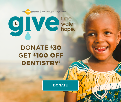 Donate $30, Get $100 Off Dentistry - Sundance Dental Group